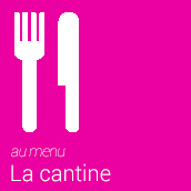 accès direct menu cantine